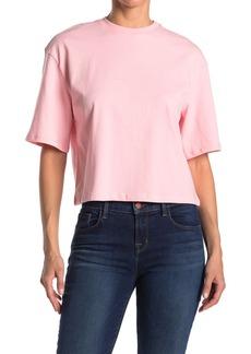 Brass Plum Cool Girl Crew Neck T-Shirt
