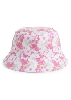 Brass Plum Dye Bucket Hat