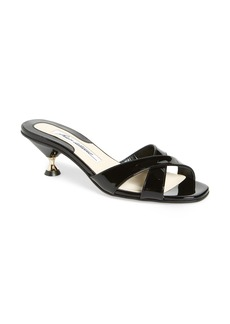 Brian Atwood Cinzia Crisscross Slide (Women)