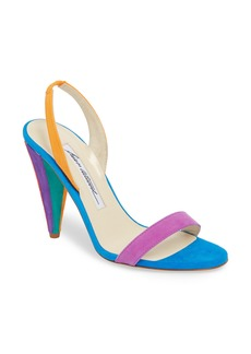 Brian Atwood Susii Cone Heel Sandal (Women)