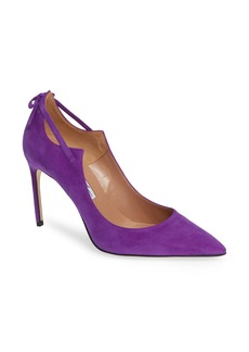 Brian Atwood Veruska Pointy Toe Pump (Women)