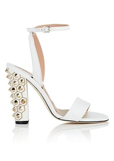 Brian Atwood Women's Crawford Leather Sandals