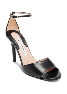 Brian Atwood Women's Elsa Patent Leather High-Heel Sandals