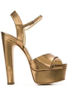Brian Atwood platform-sole sandals