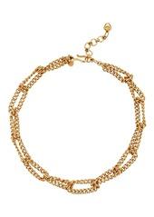 Brinker & Eliza Linked Up Chain-Link Necklace