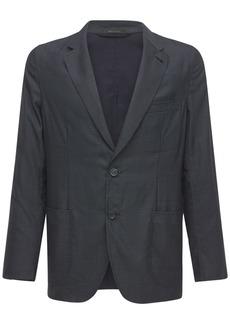 Brioni Bp Wool & Silk Jacket