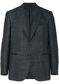 Brioni classic blazer - Black