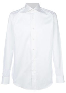 Brioni classic shirt - White