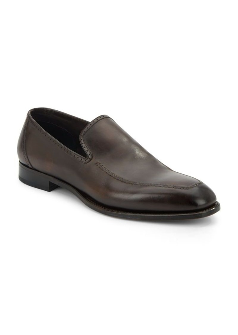 Brioni Leather Loafers