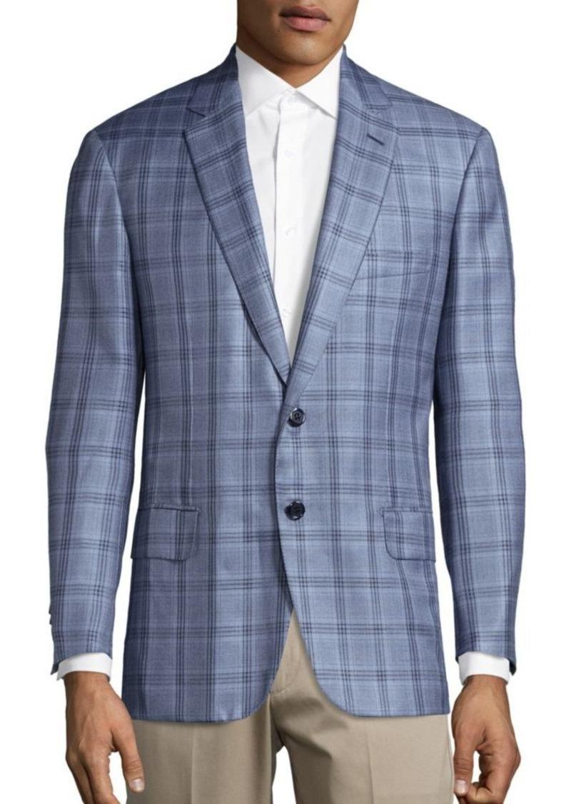 Brioni Long Sleeve Sportcoat