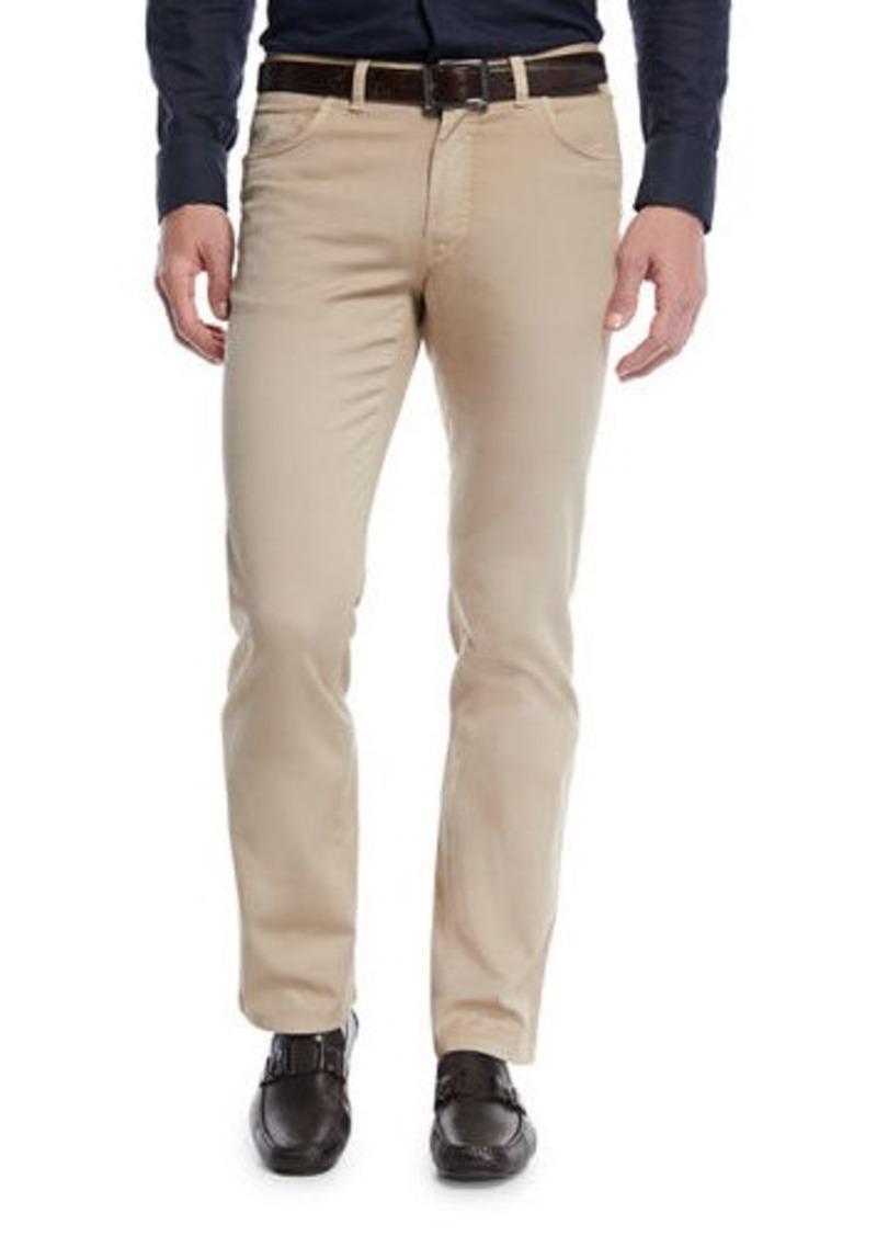 Brioni Men's 5-Pocket Twill Pants