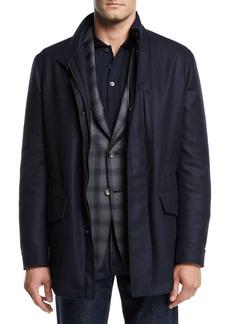 Brioni Men's Cashmere Field Jacket