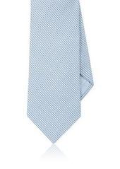 Brioni Men's Neat Silk Necktie