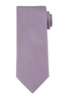 Brioni Mini Square Silk Tie
