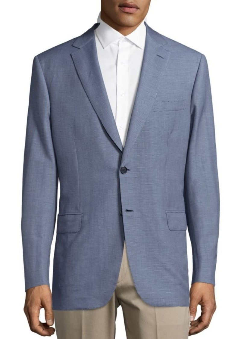 Brioni Notched Two-Button Sportcoat