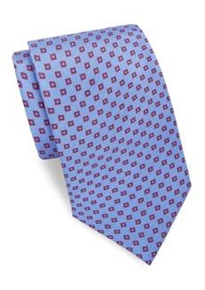 Brioni Raw Box Silk Tie