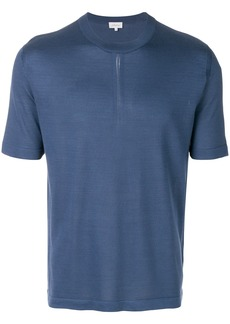 Brioni short-sleeve tee - Blue