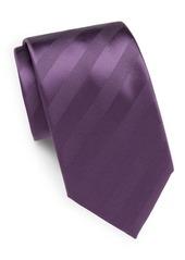 Brioni Tonal Striped Silk Tie