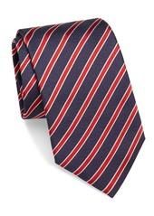 Brioni Varied Stripes Silk Tie