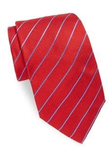 Brioni Vintage Stripe Silk Tie