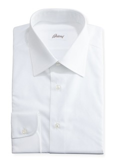Brioni Wardrobe Essential Solid Dress Shirt