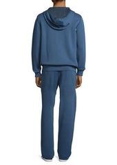 Brioni Zip-Front Hooded Sweatshirt