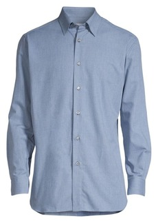 Brioni Chambray Shirt