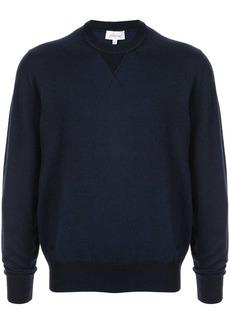 Brioni crew neck sweatshirt
