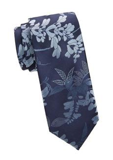 Brioni Floral Paisley Silk Tie