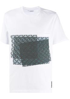 Brioni graphic-print cotton T-shirt