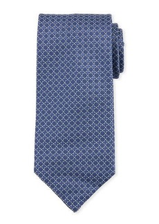 Brioni Lattice Silk Tie