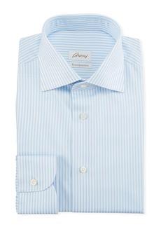 Brioni Men's Bengal Dress Shirt