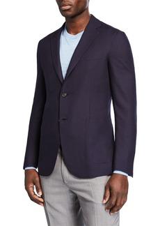 Brioni Men's Cashmere Two-Button Jacket