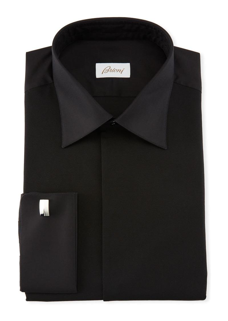 Brioni Men's Formal Dress Shirt