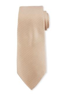 Brioni Men's Striped Silk Tie