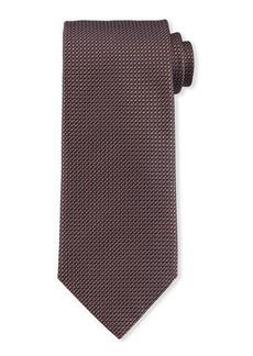 Brioni Micro-Circles Silk Tie