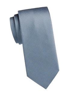 Brioni Multi Graphic Silk Tie