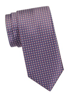 Brioni Multi-Print Silk Tie