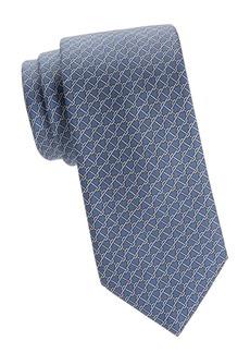 Brioni Multicolor Silk Tie