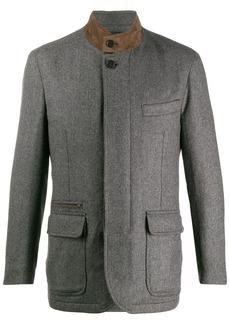 Brioni padded suit jacket