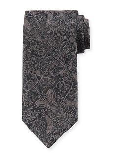 Brioni Paisley 3 Silk Tie