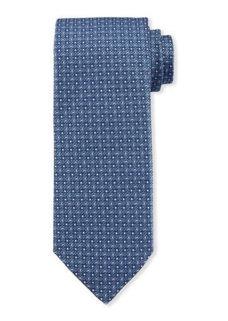 Brioni Pinwheels Silk Tie