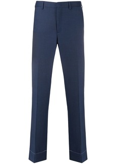 Brioni pleated detailed tailored trousers