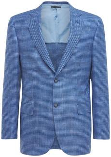 Brioni Ravello Wool, Silk & Linen Jacket