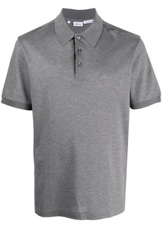 Brioni short sleeve polo shirt
