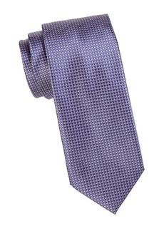 Brioni Silk Printed Tie