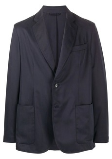 Brioni single-breasted fitted blazer