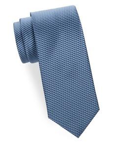 Brioni Snake Printed Tie