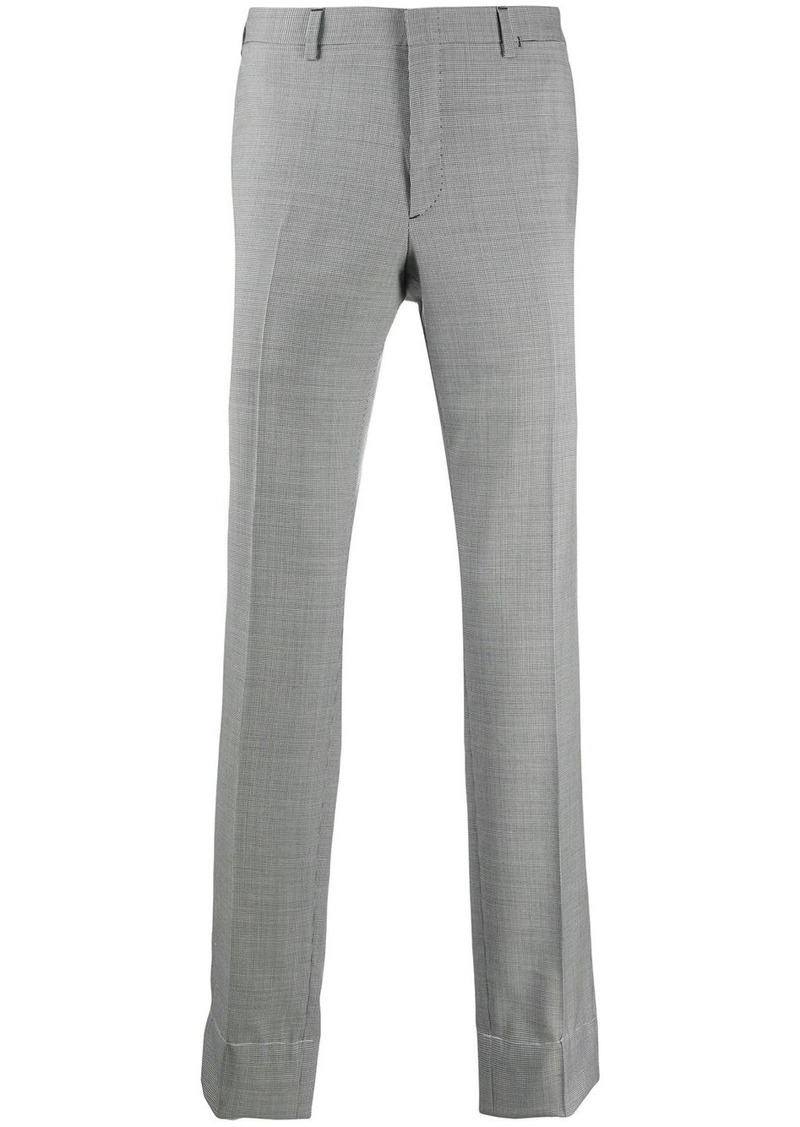 Brioni straight-leg tailored trousers