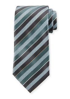 Brioni Striped 3 Silk Tie